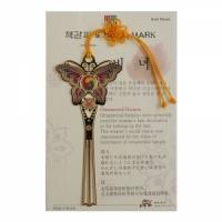 나비비녀 책갈피2