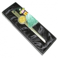 연화문 편지봉투칼