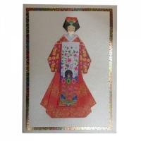 궁중의상 엽서카드2