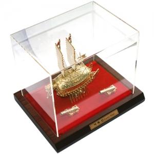 24K금도금 거북선(대)