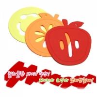 실리콘냄비받침(과일)