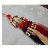 연꽃노리개