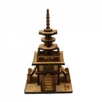 원목조립다보탑