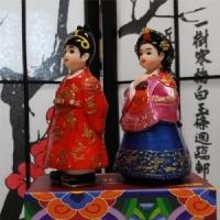 조선왕왕비마블인형(대)