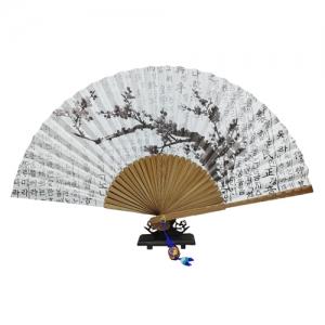 훈민정음 인쇄본합죽선부채세트