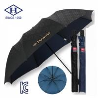협립격자자동우산