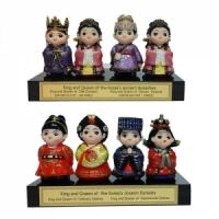 왕,왕비 마블인형스페셜세트